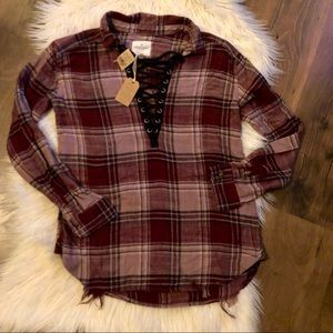 American Eagle Outfitters Elime Top